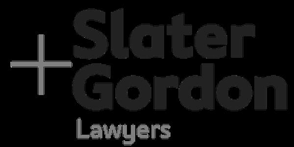 Slater & Gordon logo.