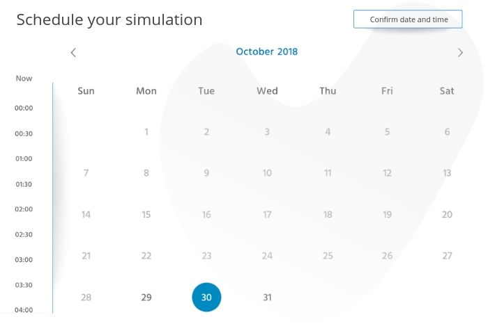 Schedule your  employee phishing simulation.