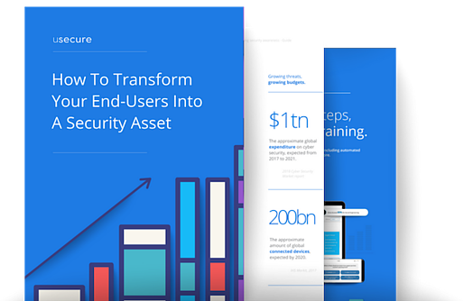 How to transform your users into a security asset.