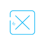 Light blue icon showing a checked box.