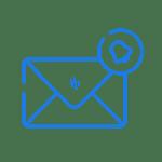 Reminder email- dark blue