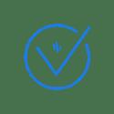 Tick icon.