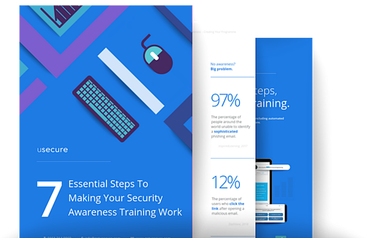7 Essential Steps To Making Your Security Awareness Training Work