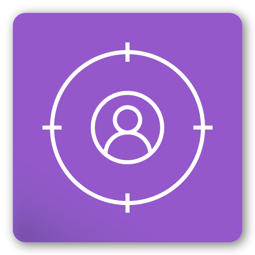 locate and body outline icon