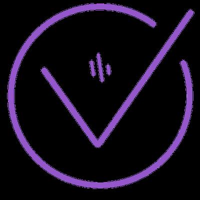 purple tick -1