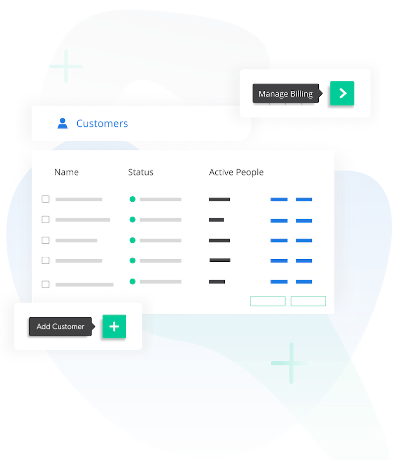 uService MSP portal.